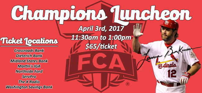 FCA Champions Luncheon