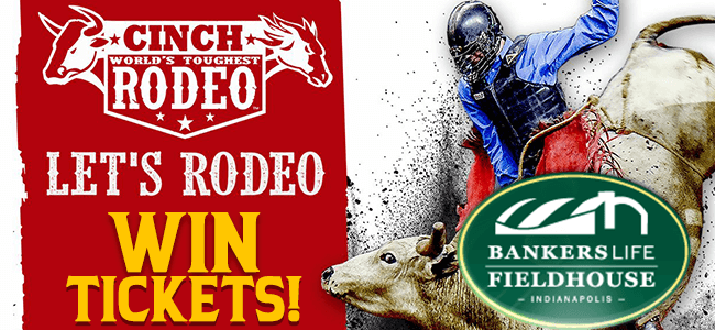 Win Cinch Rodeo Tickets