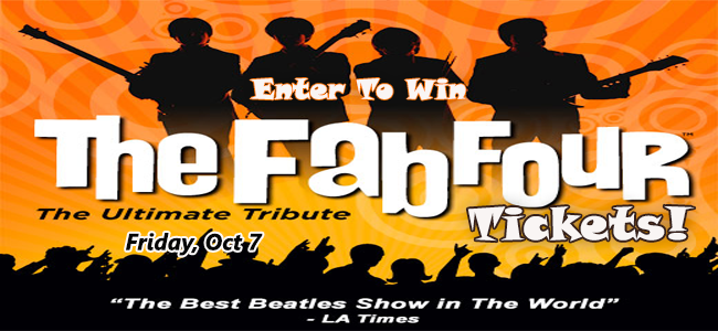 Win Tickets to the Fab Four