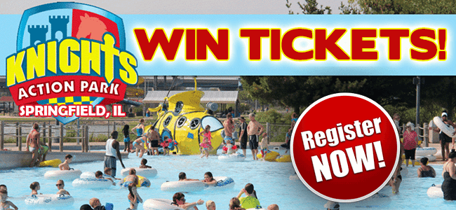 Win Tickets to Knight's Action Park