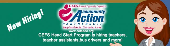 CEFS Teachers Wanted