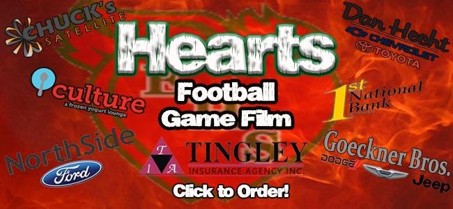 Hearts Football Film