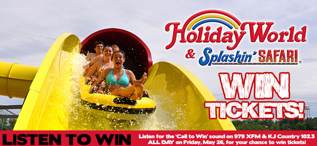 Holiday World Giveaway!