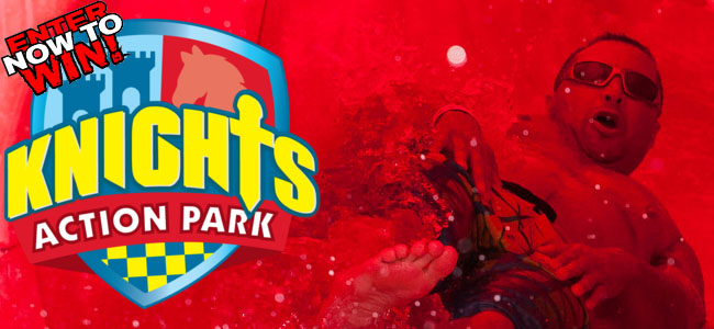Knights Action Park Giveaway