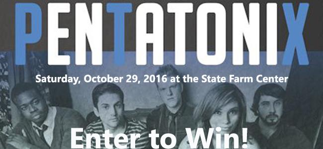 Pentatonix Ticket Giveaway