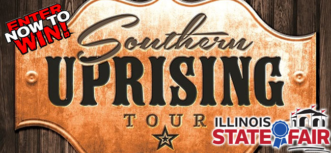 Southern Uprising Illinois State Fair Giveaway