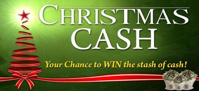 97.9 XFM Chrismtas Cash