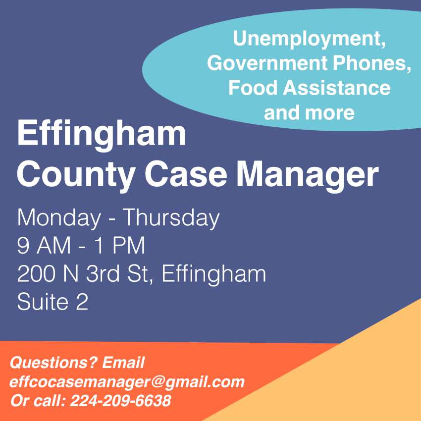 Effingham County Case Manager 2020 850