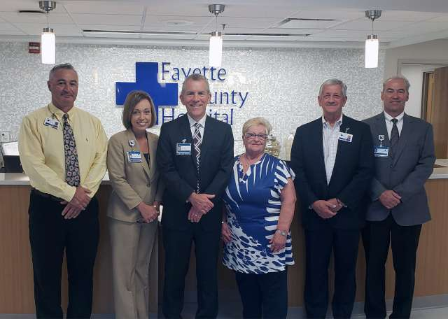 Fayette County Hospital District Selects Sarah Bush to