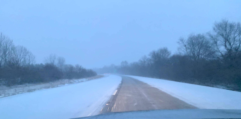 Conditions routières I57 2021